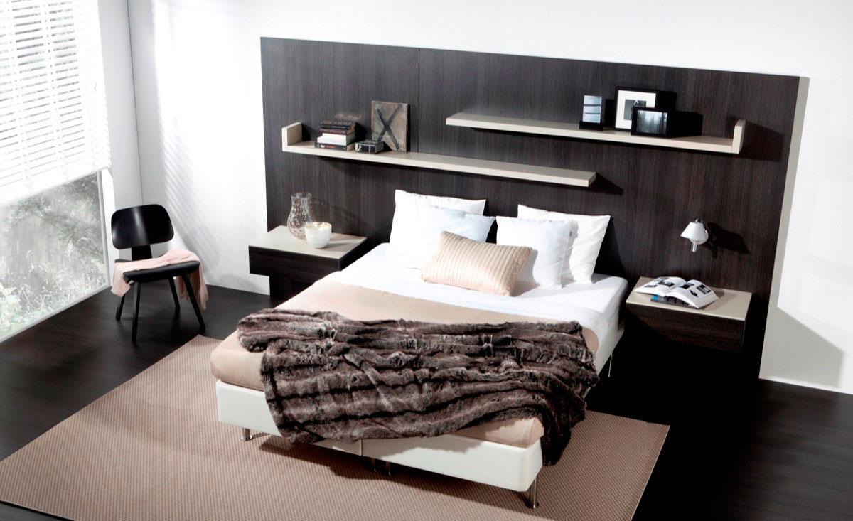Wij maken voor iedere ruimte een passend bed the doors utrecht - Nachtkastje voor loftbed ...
